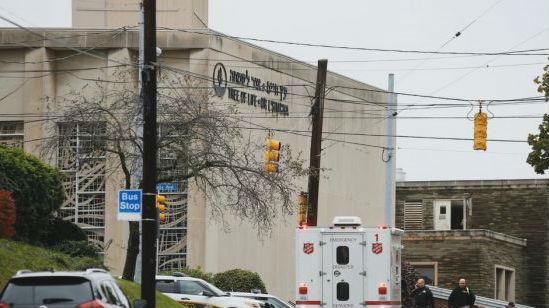 海外媒体:匹兹堡枪击案拉响美国反犹警报