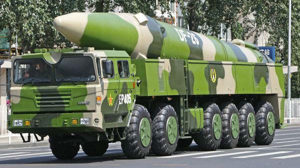 美智库渲染中俄导弹威胁 称美军须加强海外基地反导能力