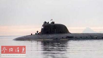 """招数很老套!俄媒称美海军夸大俄潜艇威胁是为""""搞钱"""""""