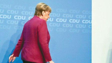 """台媒:""""默克尔时代""""将画下句号 欧盟凝聚力面临重大考验"""