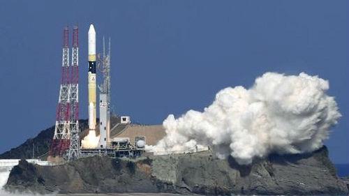 """德媒:日本发射第二颗温室气体观测卫星""""呼吸2号"""""""