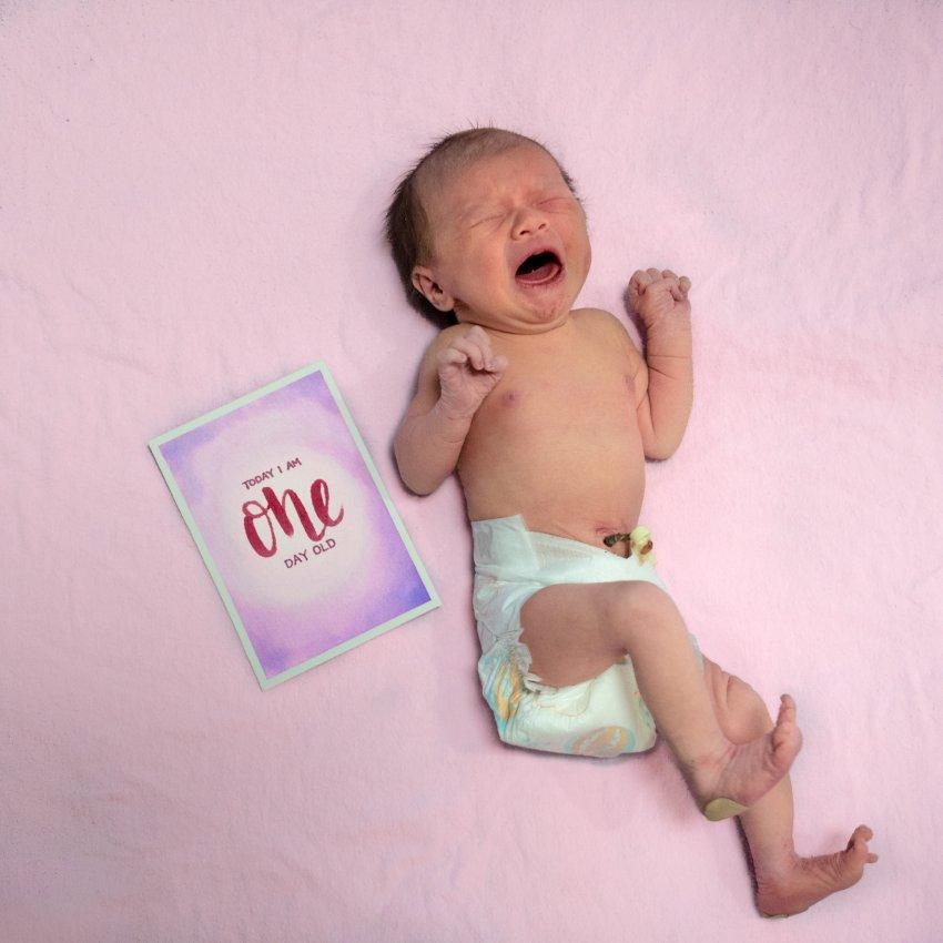 不停换发带的小网红:6个月宝宝走遍美国50个州