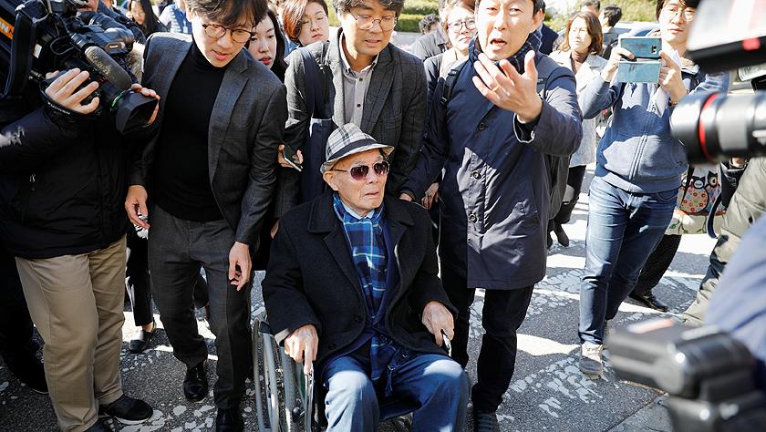 韩国法院责令日企赔偿被强征劳工每人1亿韩元