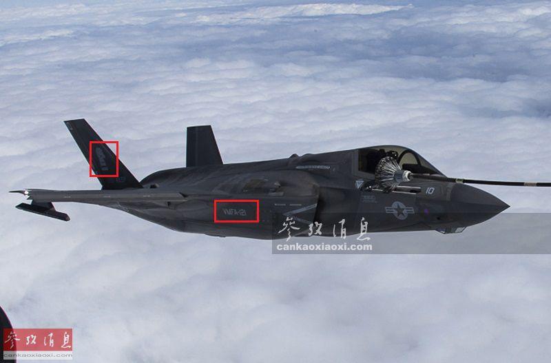 南海挑事又闯东海!美F-35B东海练加油