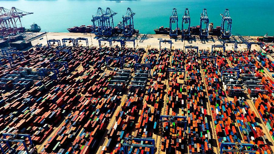 白宫放风或升级对华贸易战 中国外交部:任何胁迫都无效