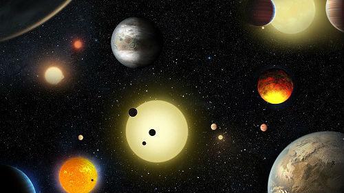 开普勒望远镜寿终正寝 美媒:曾帮助人类发现数千颗行星