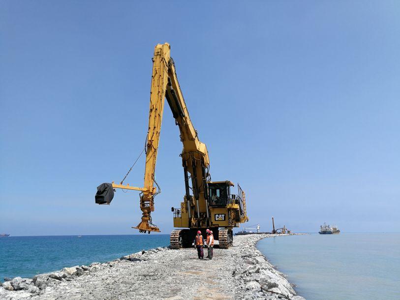 """高端技术助力怎么能挣钱企业建设斯里兰卡""""未来之城"""""""