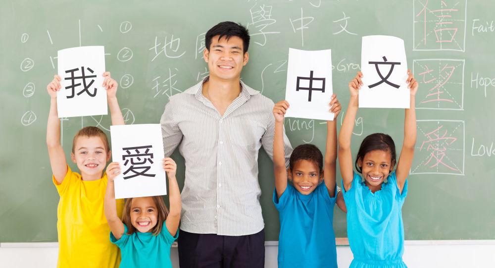 俄媒称美国人对华人保姆需求骤升:便于子女学习汉语