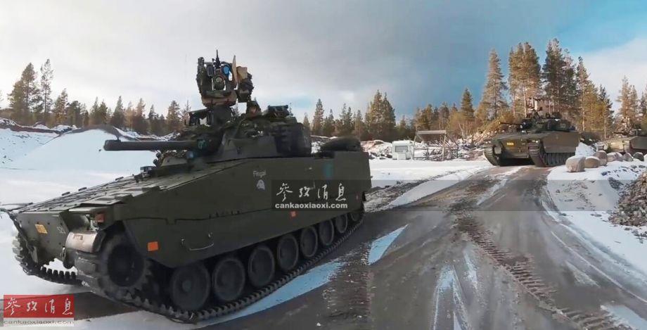 5万兵力集结北极圈!北约31国联演抗俄