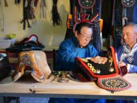 蒙古族马具的匠心传承
