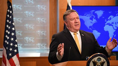 蓬佩奥称中国是美最大安全挑战 中方?#22909;?#20027;流民意不这么看
