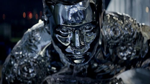 中国科学家造出液态金属驱动机器人 灵?#24615;从?#30005;影《终结者》