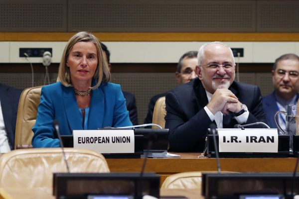 """美媒:""""暗杀""""指控让欧洲开始讨论如何制裁伊朗"""