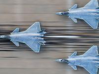 歼-20将以新涂装新编队新姿态亮相航展