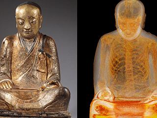 中国村民状告荷兰收藏家 要求归还千年肉身佛像