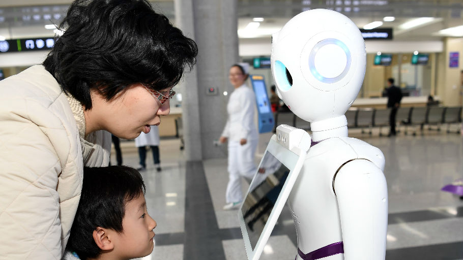 """海外媒体:中国将用高科技为发展""""添薪续力"""""""