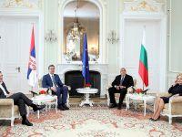 巴尔干四国领导人呼吁加强地区互联互通