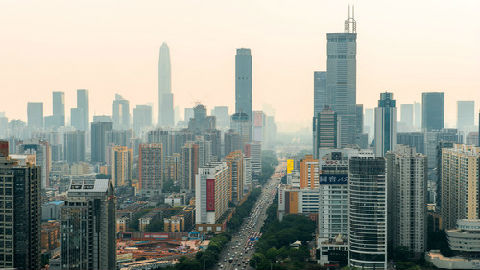 """西媒称深圳折射中国经济变革:""""世界工厂""""继续保持动力"""