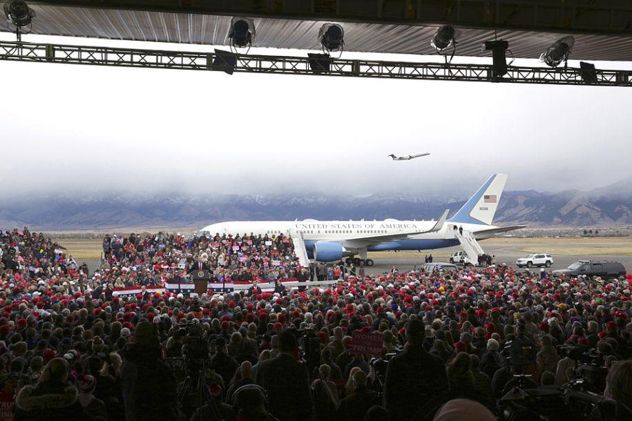 美国中期选举即将举行
