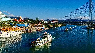 新时代国门行(16):景洪:澜湄合作引领区域发展