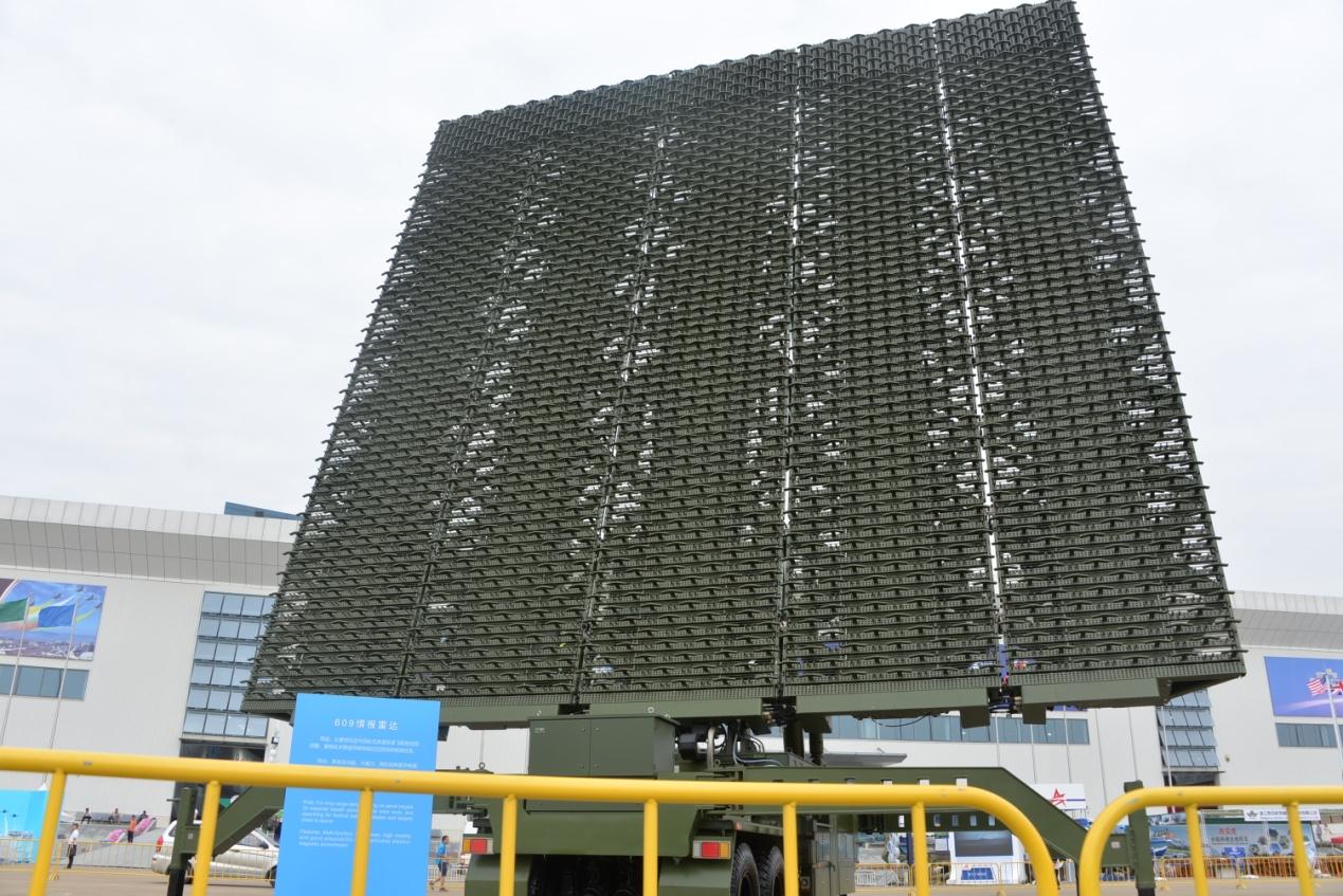 揭秘珠海航展明星武器:只要2亿元超强反隐身雷达带回家