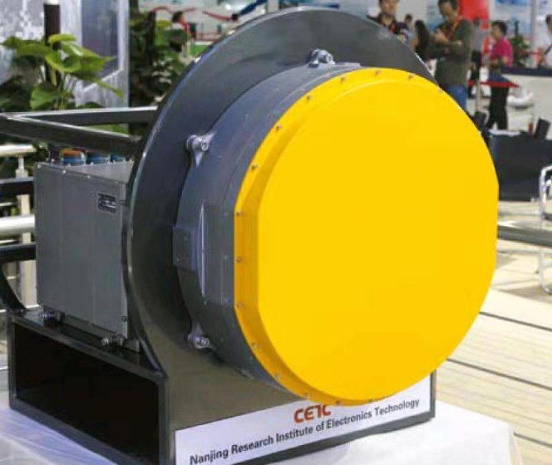 中国探测技术有多强?芯片国产不惧封锁 机载雷达能向后看