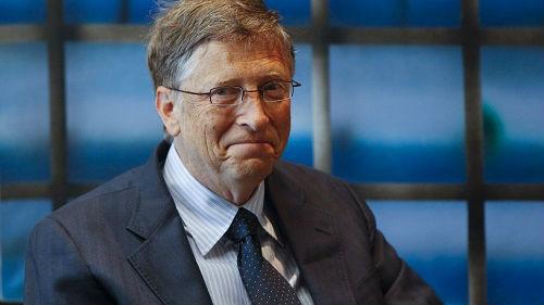 """外媒称盖茨在京推介""""新时代厕所"""":或促中国""""厕所革命"""""""