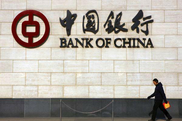 中国银行总部