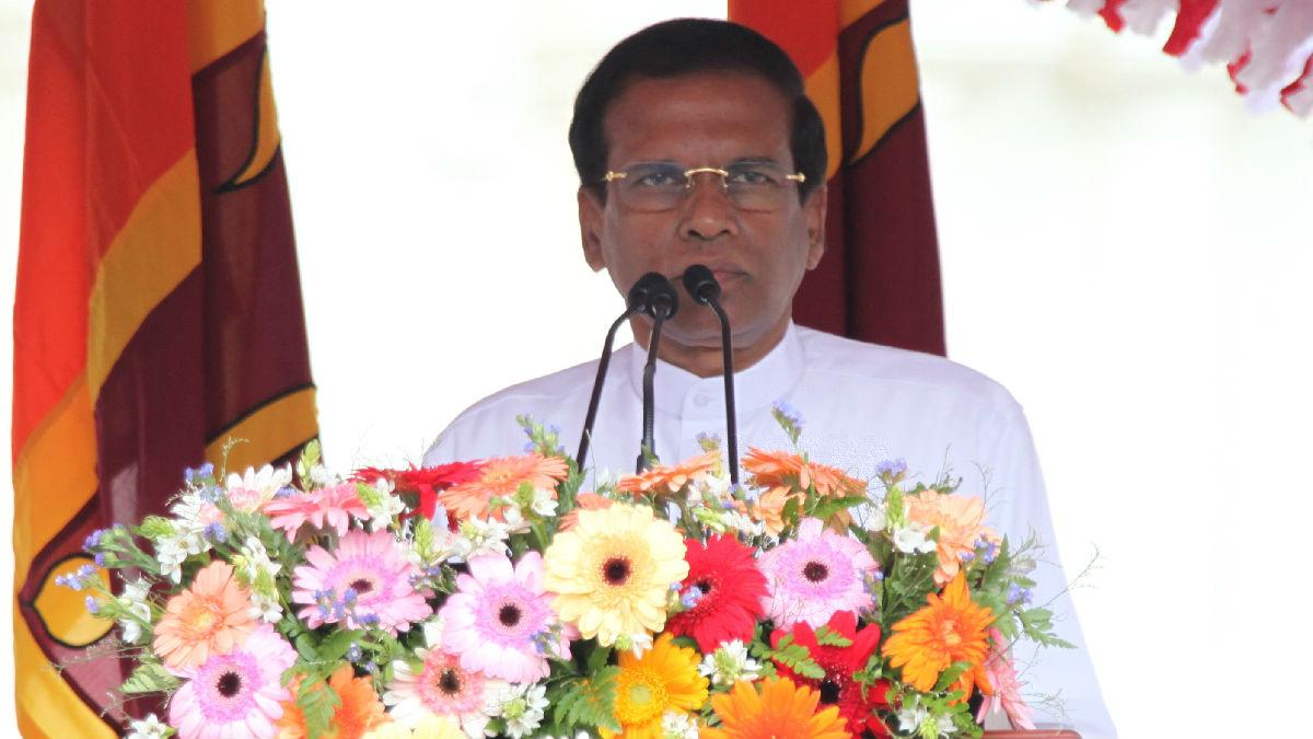 """英媒:斯里兰卡议长称总统搞""""无暴力""""政变"""