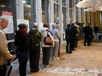 美国中期选举开始投票