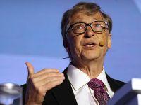 比尔·盖茨出席新世代厕所博览会 带一罐人类粪便上讲台