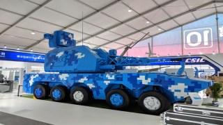 国产76毫米舰炮要改行?变身陆地防空利器 射速每分300发