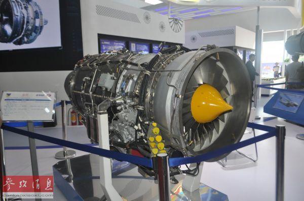 AI-322小涵道比涡扇发动机