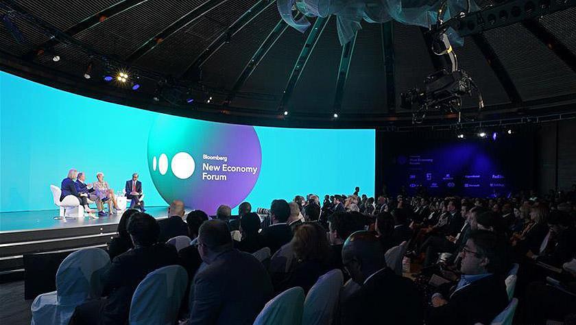 2018年创新经济论坛承诺继续应对全球挑战