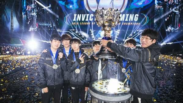 英媒:中国电子竞技发展引人注目 电竞队伍越来越专业