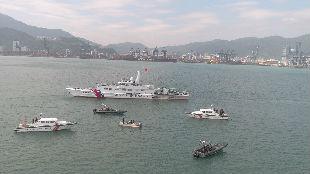 新时代国门行(21):广东海防构筑打私铜墙铁壁