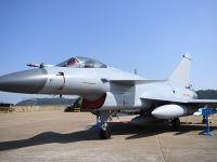 中国空军盛装亮相中国航展