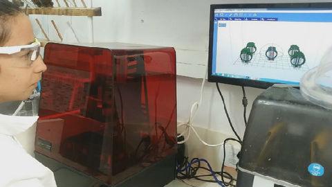 以色列开发3D打印药物技术:照方配药 按需定制