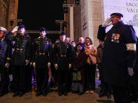 法国举行仪式悼念参与一战的亚洲人