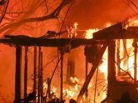 野火肆虐加州