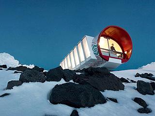 """在4000米高空入住:欢迎来到冰雪""""空间站"""""""