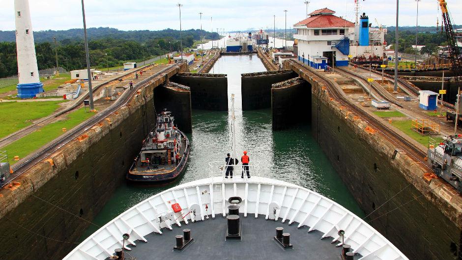 西媒:中企将建巴拿马运河第四大桥 惠及超170万当地居民