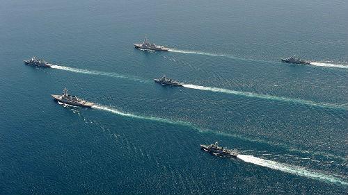 台媒:美韩恢复小规模联合军演 朝媒批违反协议