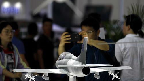 外媒从珠海航展看中国军民融合:私营企业助解放军现代化