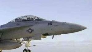 美战机冲绳海域坠毁:两飞行员获救 坠机源于发动机故障