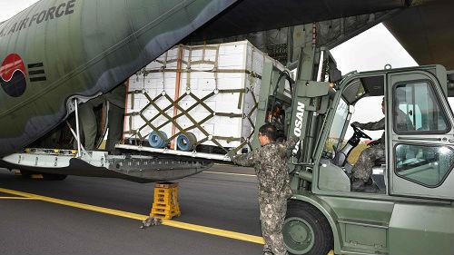 韩国回赠朝鲜200吨柑橘 外媒:韩朝正努力增进关系