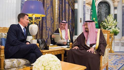外媒:美英就卡舒吉案对沙特施压 呼吁沙特配合案件调查