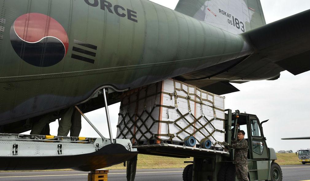 200吨柑橘从韩国送往朝鲜,平壤却高兴不起来——