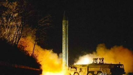 """美智库称朝有""""秘密导弹基地"""" 韩方:凸显朝美达成协议必要性"""