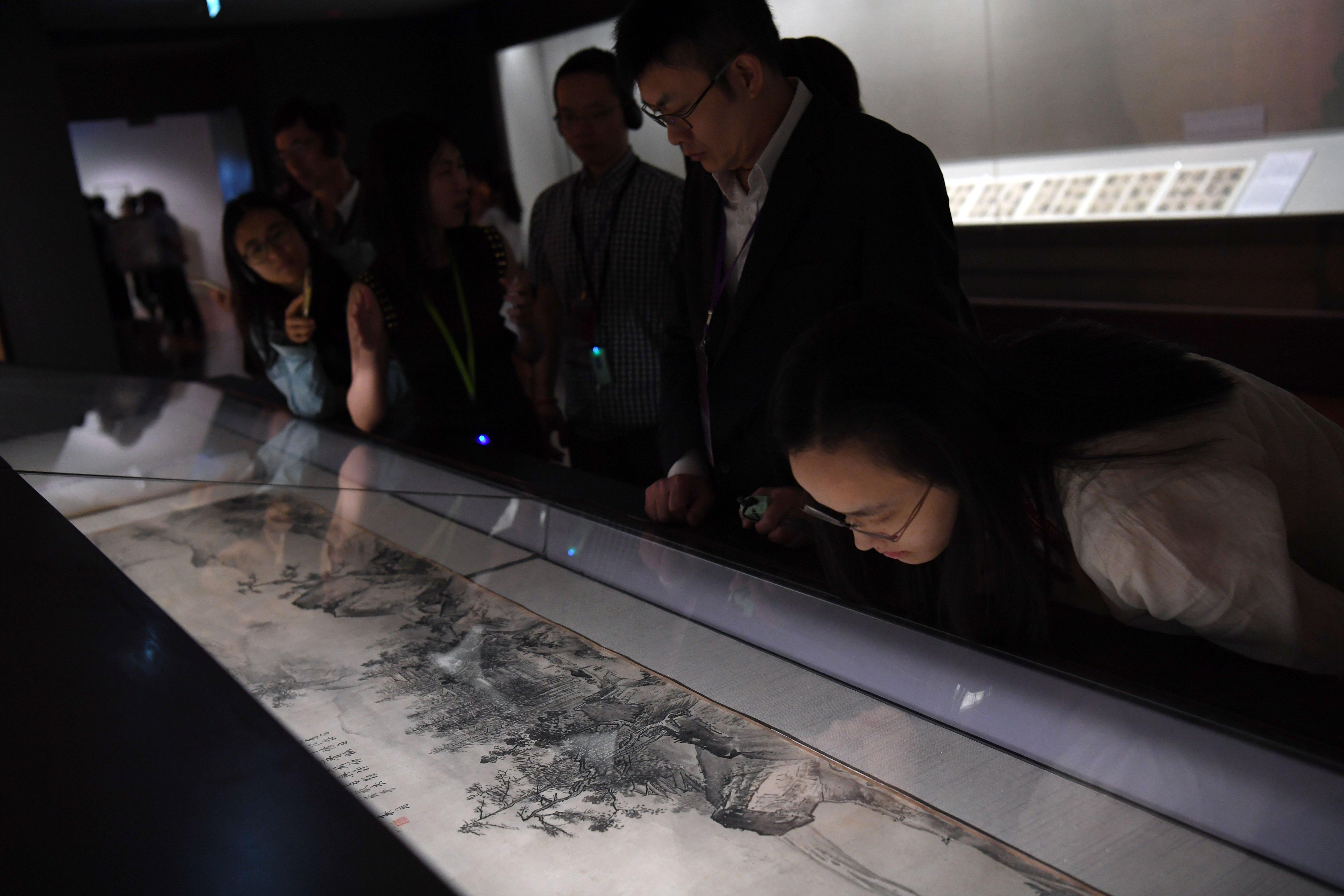 台媒:台北故宫博物院闭馆计划引疑虑